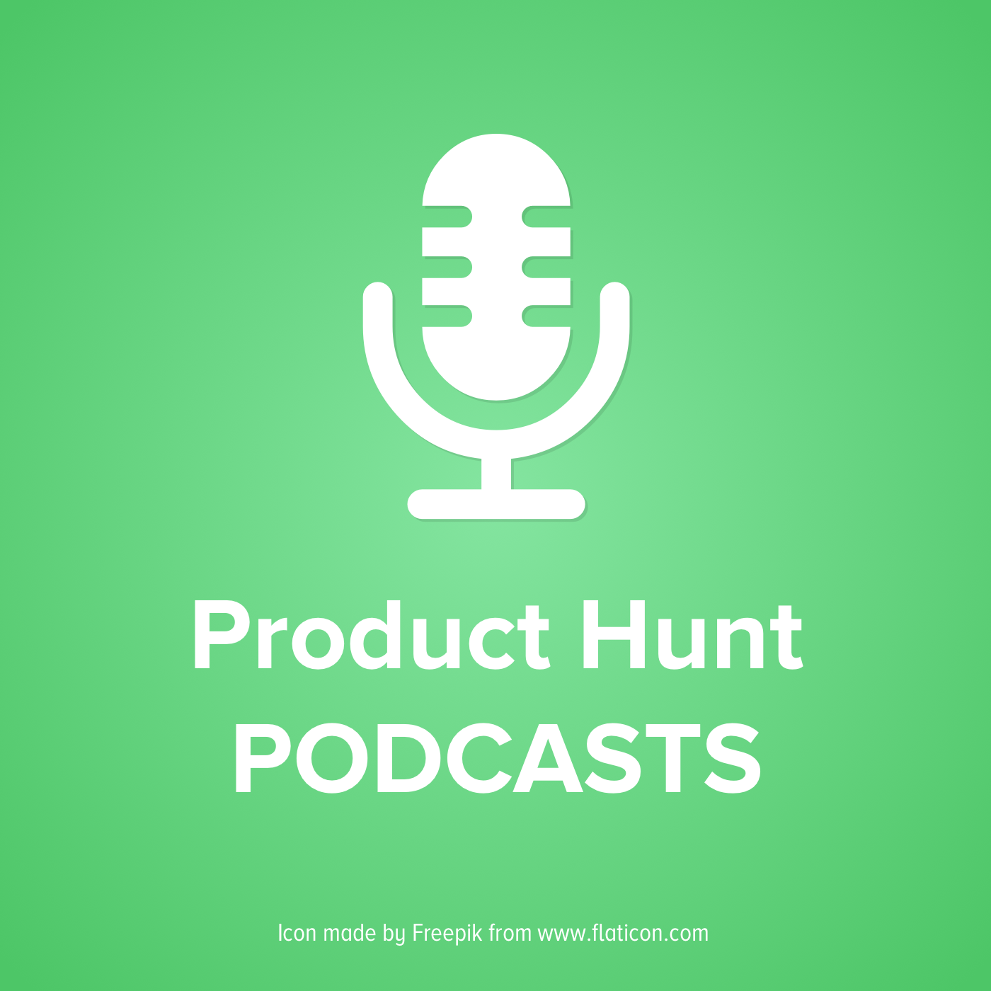 <![CDATA[Product Hunt podcasts]]>